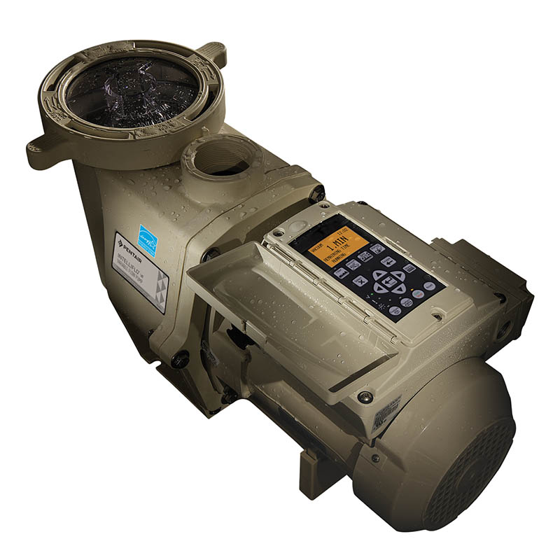 Pentair Intelliflo Vf Variable Flow Swimming Pool Pump