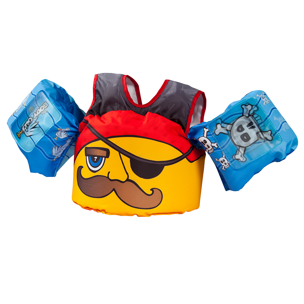 body glove puddle pals life vest motion pirate