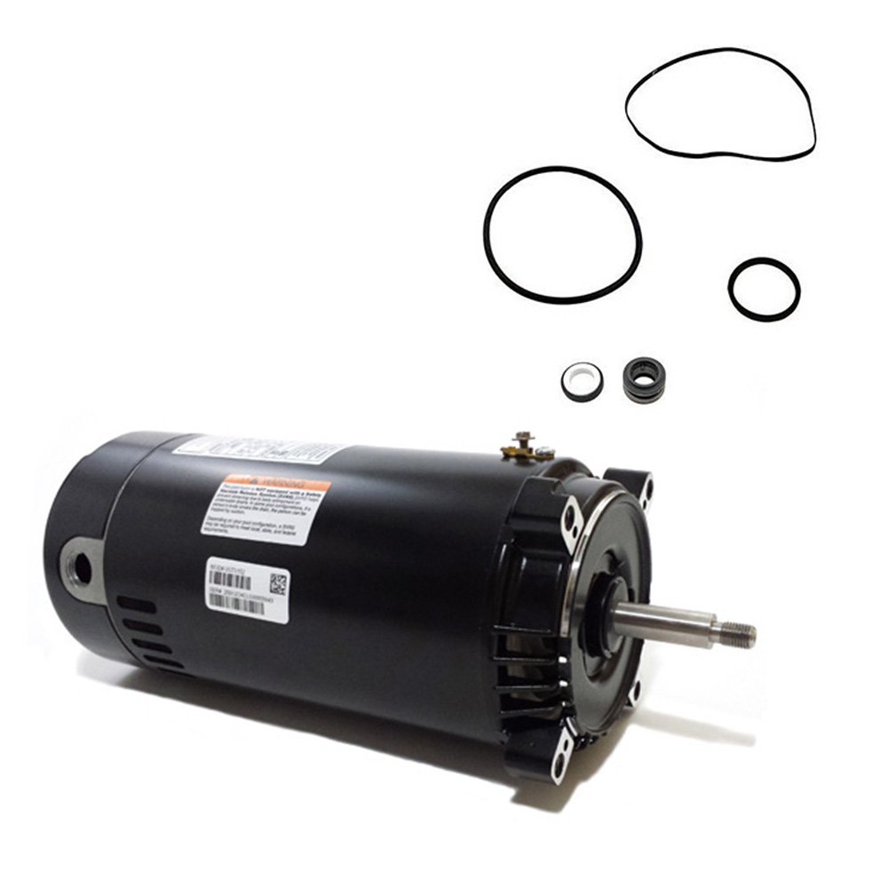 Hayward super ii 1 5hp sp3010x15az replacement motor kit for Pool pump motors hayward