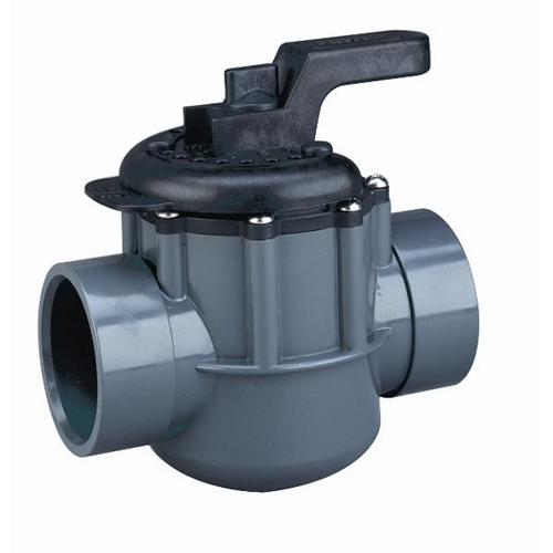 Pentair 2 Way Pvc Diverter Valve 1 5 2