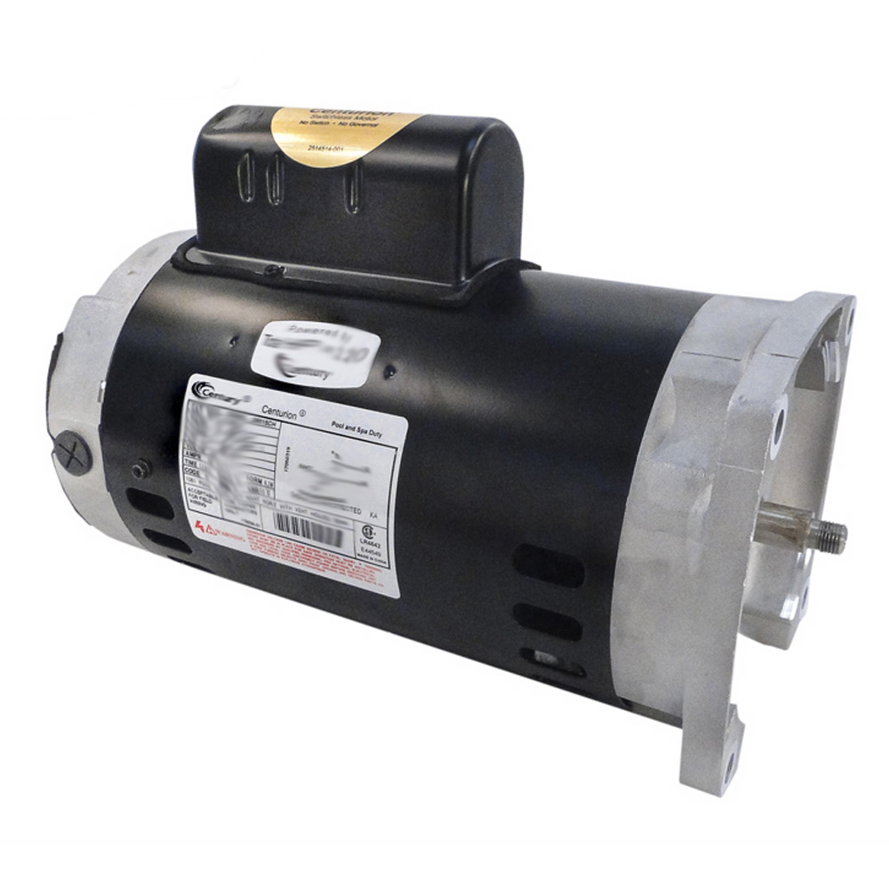 Century a o smith 2 hp up rated pool and spa pump for Spa pumps and motors