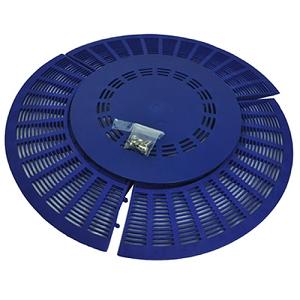 Polaris Unibridge Blue Anti Vortex Drain Cover