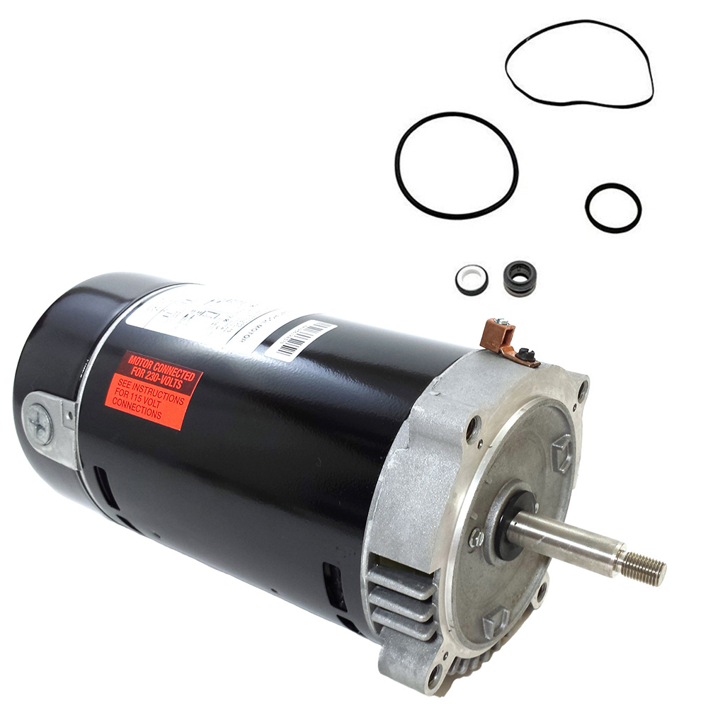 Hayward Super Ii 75hp Sp3007eeaz Replacement Motor Kit Ao