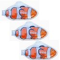 EcoSavr Liquid Solar Fish (3 Pack)