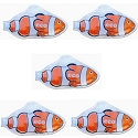 EcoSavr Liquid Solar Fish (5 Pack)