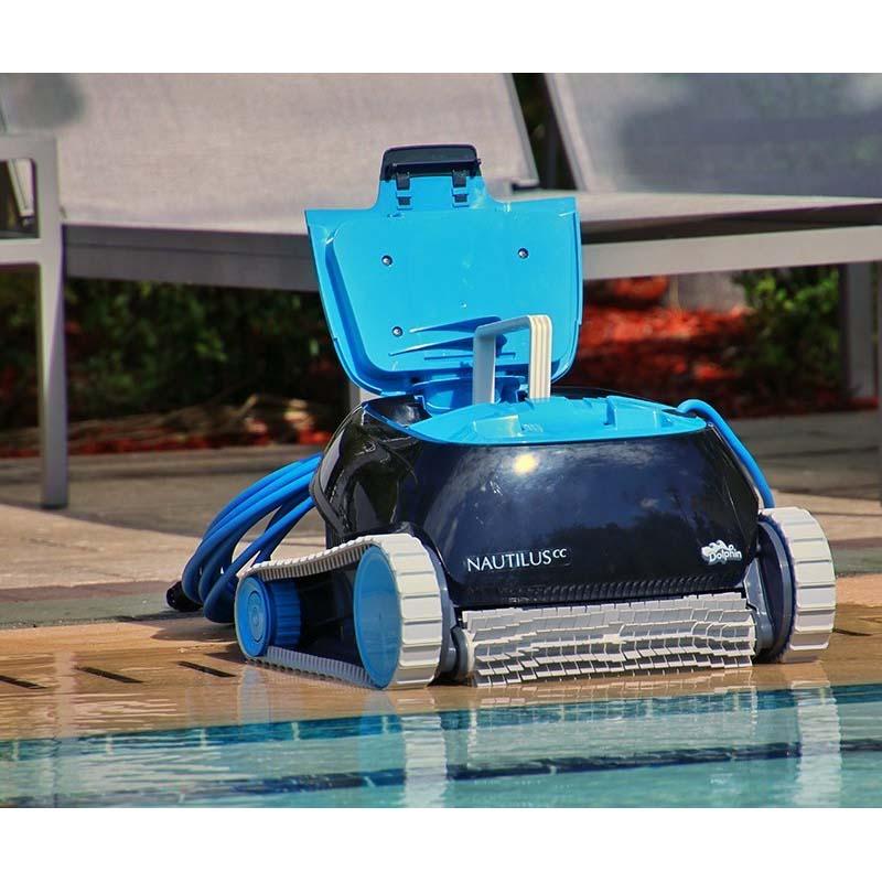 Dolphin Nautilus Cc Robotic Pool Cleaner