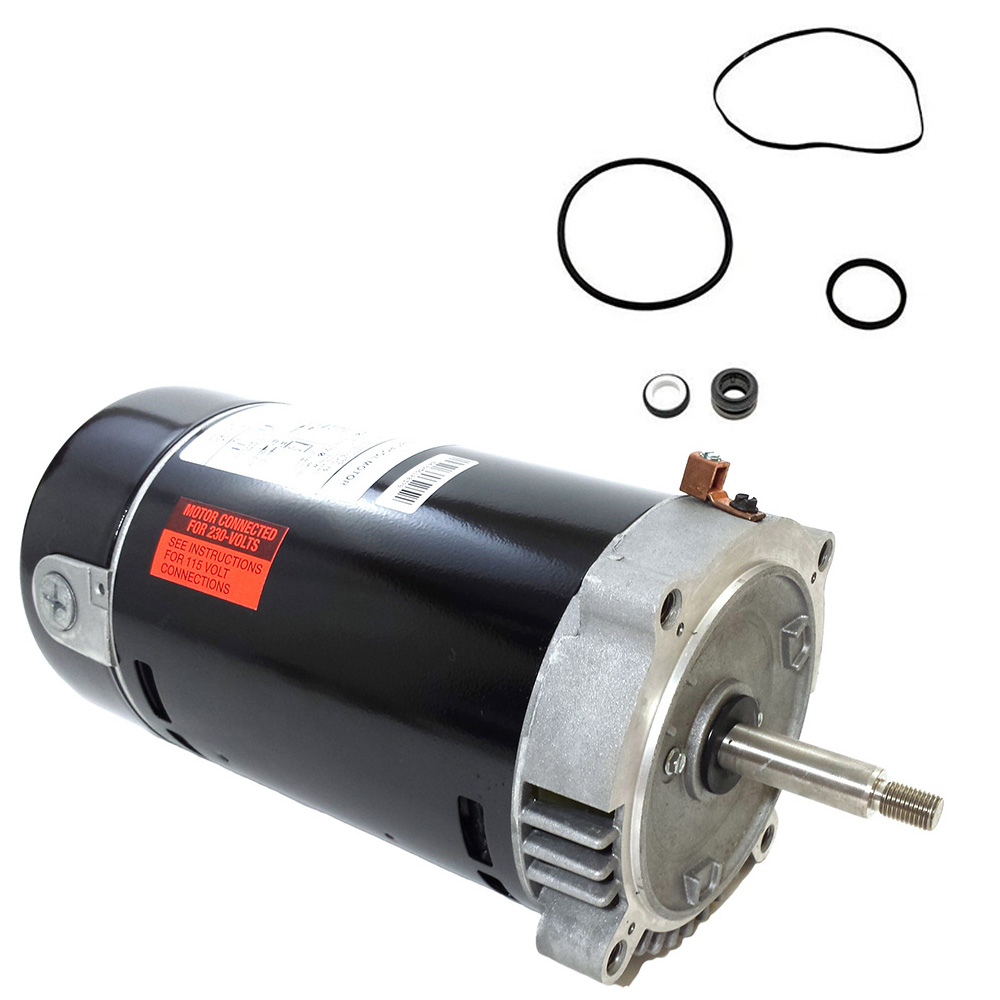 Hayward super ii 75hp sp3005x7az replacement motor kit ao for Pool pump motor replacement