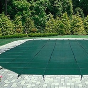 Arctic Armor 14x28 25yr Commercial Mesh Safety Pool Cover