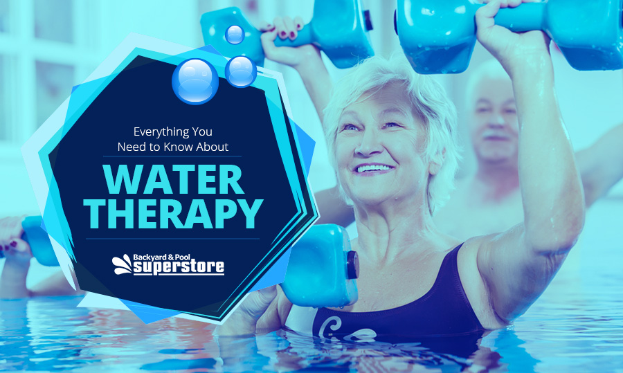 Everything You Need to Know About Water Therapy