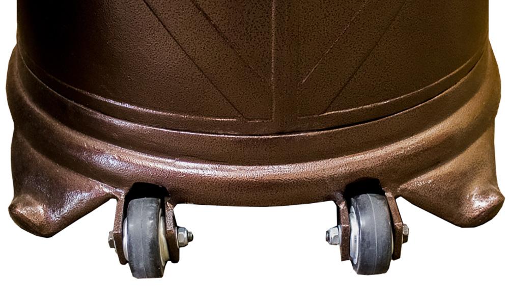 AZ Patio Heaters Outdoor Cast Aluminum Patio Heater With
