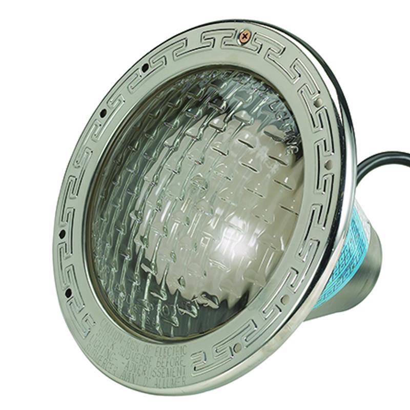 Pentair amerlite pool light 12v 300w 50 39 cord for Pool lights
