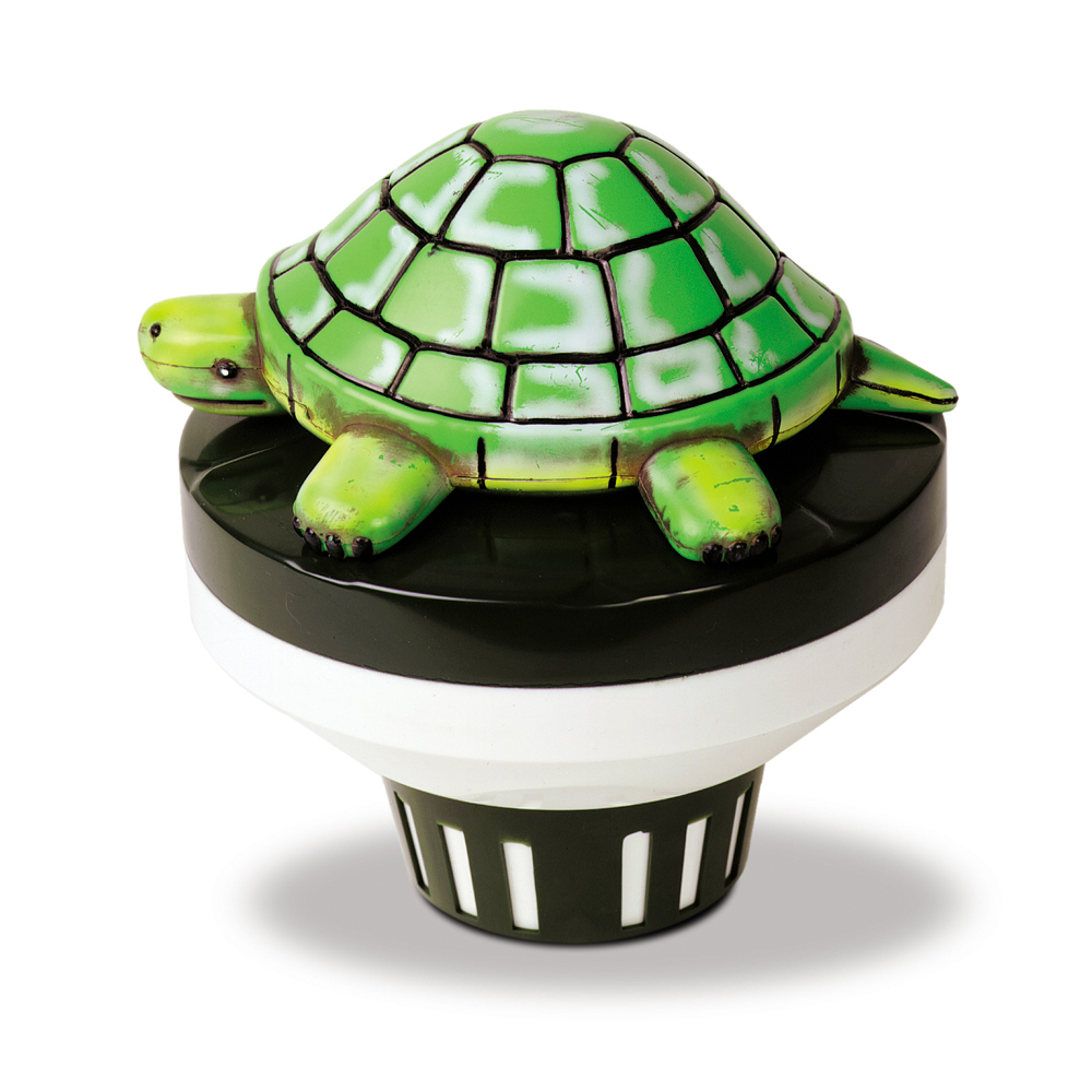 Turtle Large 3 Tablet Floater Chlorinator