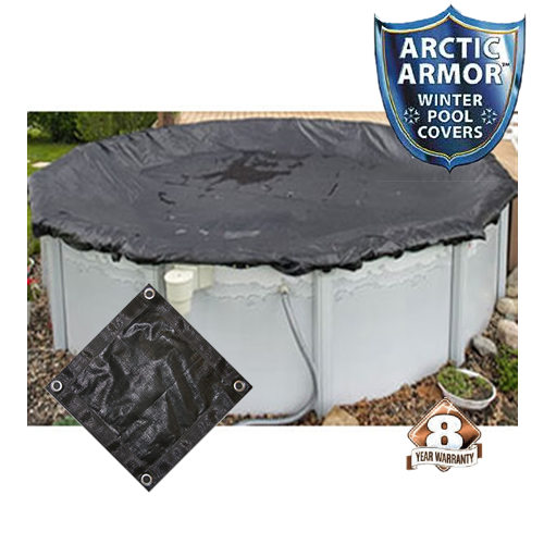 Arctic Armor 21 Round Mesh Winter Cover 8yr Wty