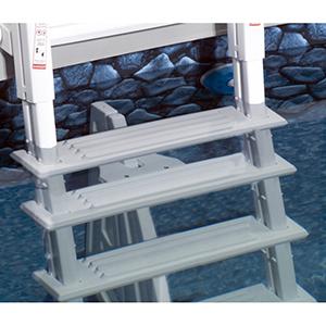 Blue Wave Deluxe Heavy Duty In Pool Ladder