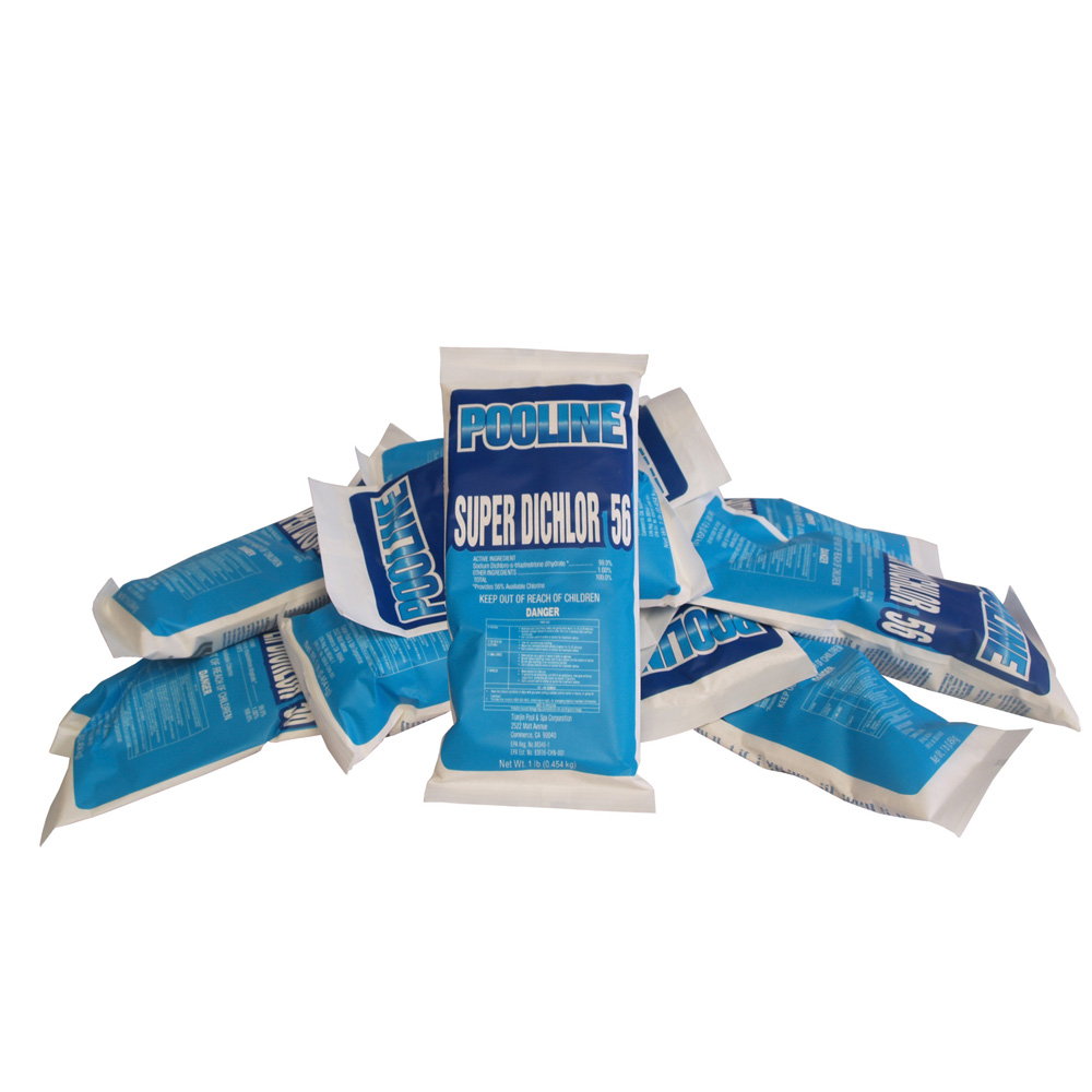 Swimming pool chemicals swimming pool supplies parts for Swimming pool supplies