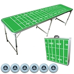 GoPong 8' Portable Football Tailgate Table