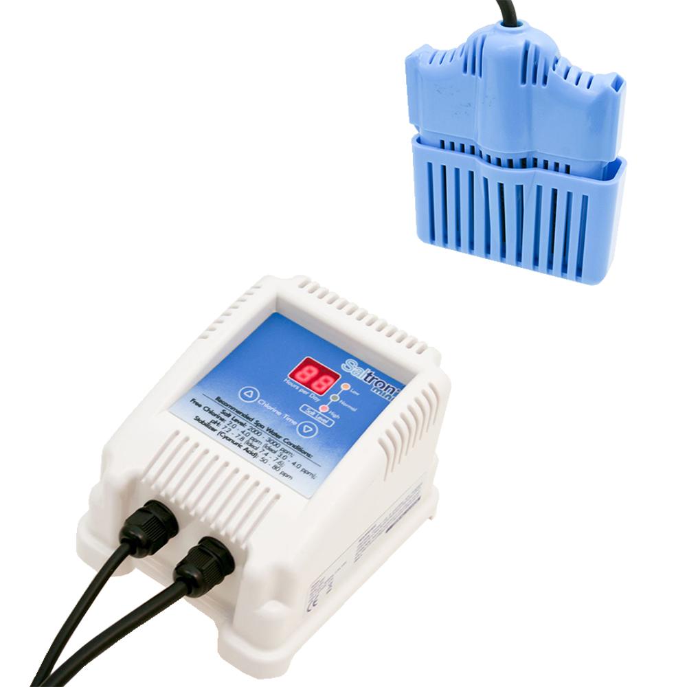Solaxx Saltron Mini 2k Spa Salt Chlorinator
