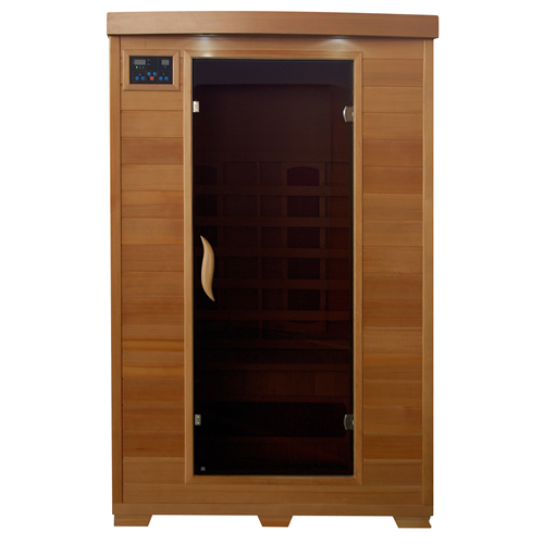 Blue Wave Heatwave Coronado Sauna 2 Person Carbon Heater