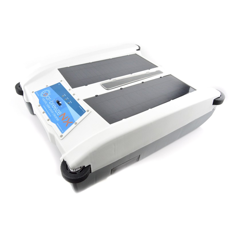Solar Breeze Nx Automatic Solar Powered Robotic Pool