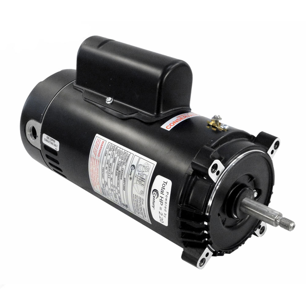 A O Smith Replacement C Face Motor 2hp Up Rated Single