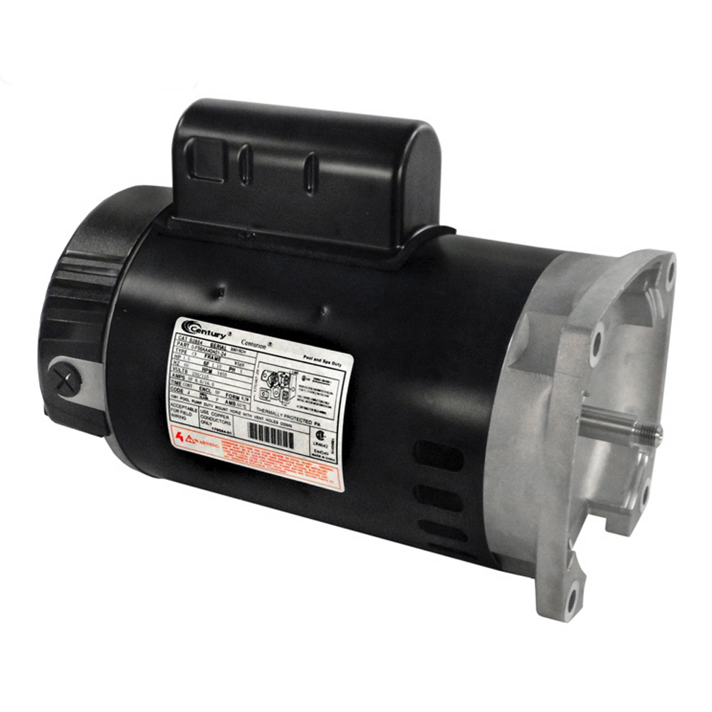 Century A O Smith 1 1 2 Hp Up Rated Pool And Spa Pump