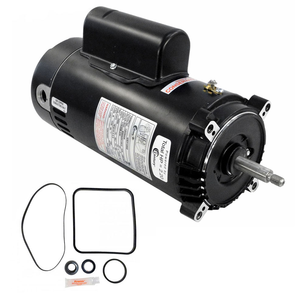 Hayward Super Pump 2 Hp Sp2615x20 Replacement Motor Kit Ao