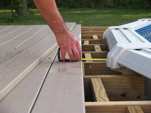 Maintenance Tips for Above Ground Pool Decks