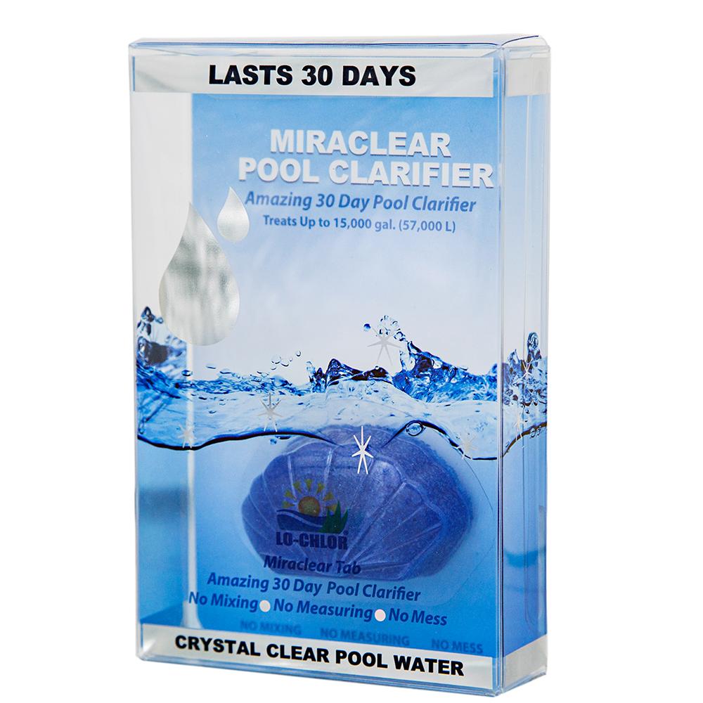 Lo Chlor Miraclear Gel Cap Clarifier 15k