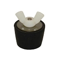 Winterizing Rubber Plug #10 for 1 1/2