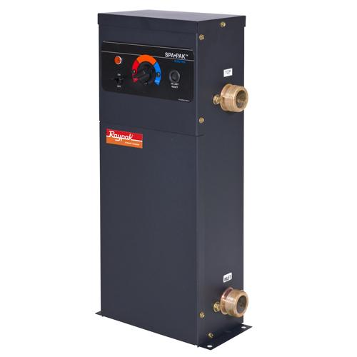 Raypak Elsr5522 5 5kw 240v Spa Pak Heater
