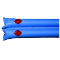 Winter Cover Water Tubes Heavy Duty Double 8' Blue