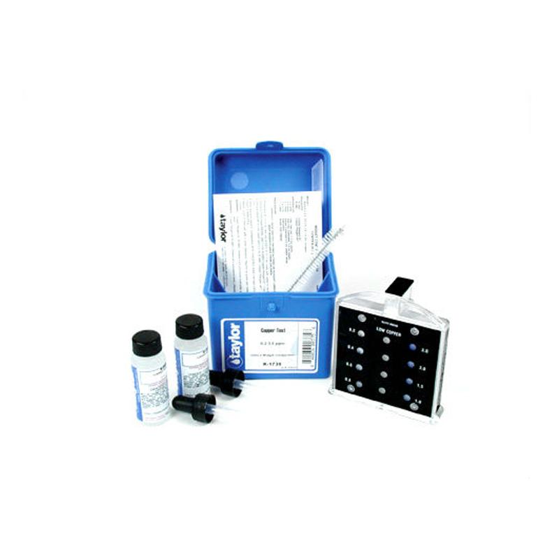 Taylor Technologies K 1738 Copper Pool Amp Spa Test Kit