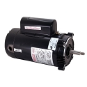 A.O. Smith Replacement C-Face Motor 2HP Full-Rated Single-Speed