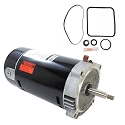 Hayward Super Pump .75HP SP2605X7 Replacement Motor Kit AO Smith UST1072 w/ GO-KIT-3