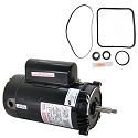 Hayward Super Pump 2.5 HP SP2621X25 Replacement Motor Kit AO Smith UST1252 w/ GO-KIT-3