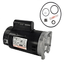 Pentair SuperFlo 1.5HP 340039 Replacement Motor Kit AO Smith B2854 w / GO-KIT-78