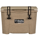 Grizzly 15 Rotomolded Cooler Sandstone Tan