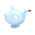 Swimline Kids/Baby Inflatable Swan Pool Float