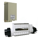 Pentair IntelliChlor IC40 Complete Salt Generator System (Up to 40K)