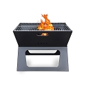 BBQ Croc Easy Grill Portable Grill w/Carrying Bag