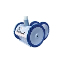 Poolvergnuegen The Pool Cleaner 4x Wheel Suction Pool Cleaner PVN020