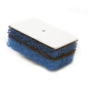 Purity Pool Replacement Pad for Tile Scrubber, Fine