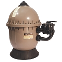 Hayward S200 Series High-Rate Sand Filter with 6 Position Multiport Valve