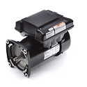 VGreen 085 Square Flange Variable Speed 0.85HP 115V Pump Replacement Motor