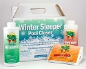 Clearview Sleeper Chlorine Free Pool Winter Closing Kit- Up to 35,000 Gallons
