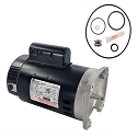 Pentair SuperFlo .75HP 340037 Replacement Motor Kit AO Smith B2852 w / GO-KIT-78