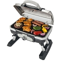 Cuisinart Petit Gourmet Tabletop Gas Grill - Stainless