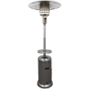 AZ Patio Heaters Outdoor Patio Heater in Stainless Steel