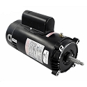 A.O. Smith Replacement C-Face Motor 2HP Up-Rated Single-Speed
