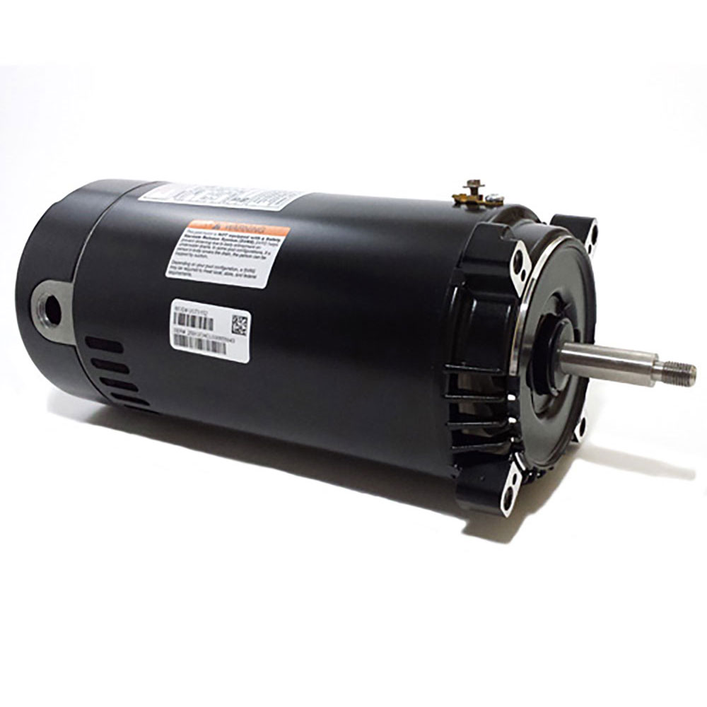 A o smith replacement c face motor 1 5hp up rated single for Pump motor repair near me